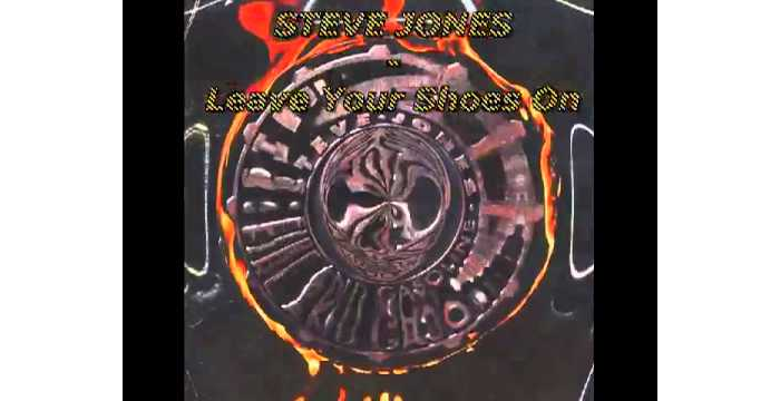 Steve Jones - Leave Your Shoes On